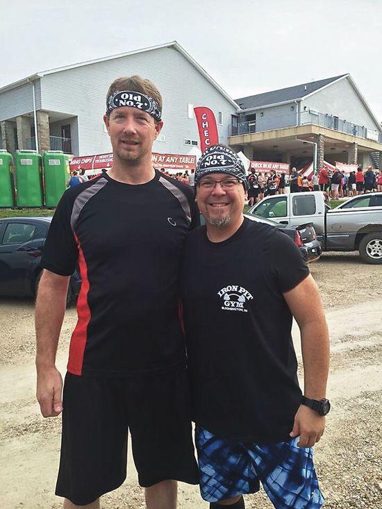 Rugged Maniac Sept 2015 Ruggedmaniac Obstaclecourseracing Paoli,Indiana Ironpitgym
