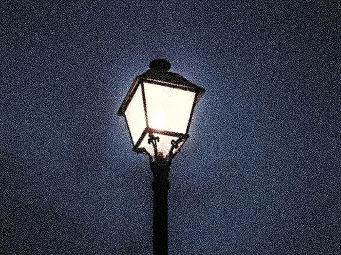 light Farolas De Luz  Street Light Electric Light Illuminated No People Lamp Post Lighting Equipment Sky Reflection