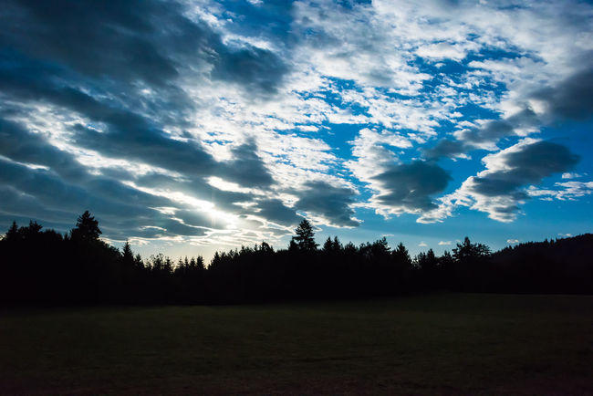 Clouds And Sky Clouds Nature Nature_collection Sunrise Silhouette