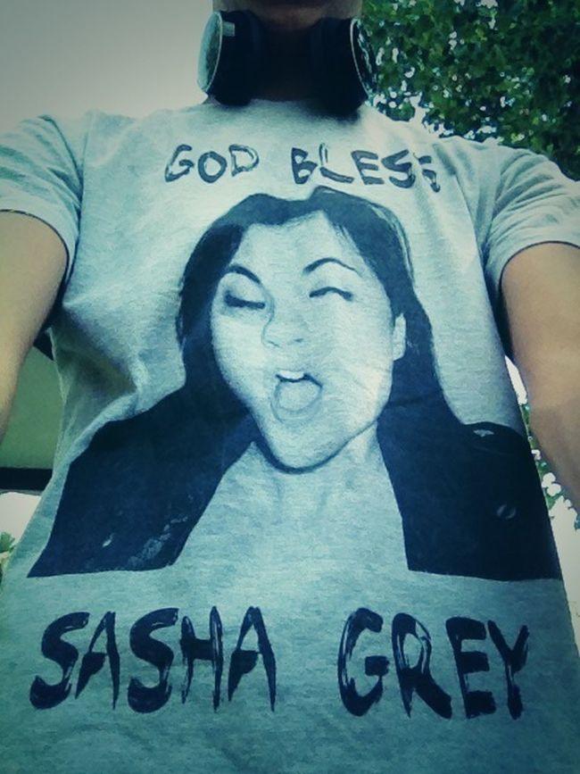 God Bless-Sasha  Grey