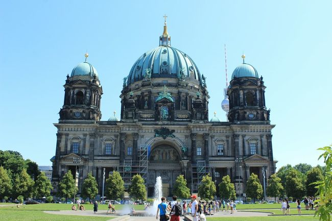 Church Of Saint Nicholas Berlin Deutschland Europe Germany Travel Photography Peoplephotography Holiday POV Holiday Beautiful