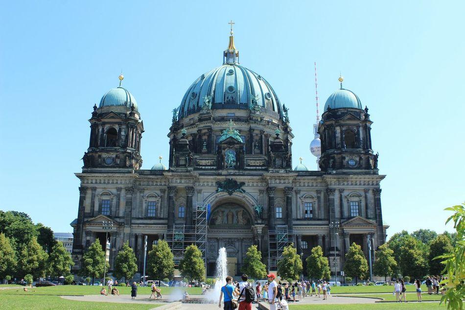 Church Of Saint Nicholas Berlin Deutschland Europe Germany Travel Photography Peoplephotography Holiday POV Holiday Beautiful