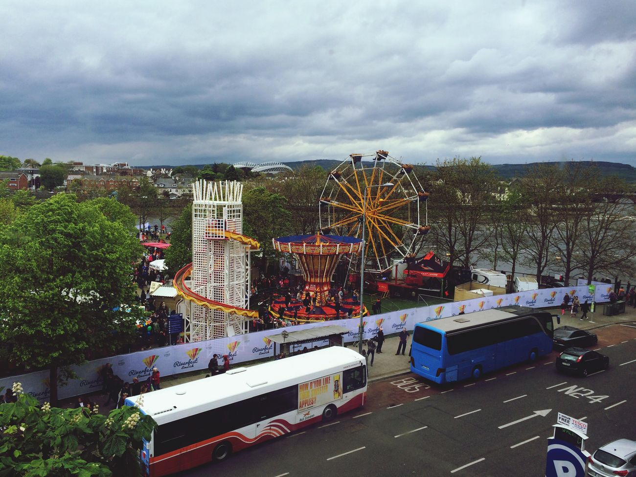 Ferris Wheel Arts Culture And Entertainment