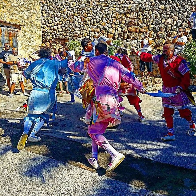 Dia gran Santroc2015 Alaro Cossiers Instamallorca Mallorcamola Tipicalmallorca Hdr_balears Instabalears Color Tradicions Fotos_de_mallorca Descubriendoigers