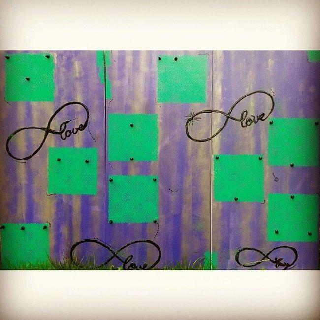 Triptik Porte Photo Mes peintures acryliquesartinfinityloveinfini cadeauxsocuteartecanvas instaloveinstaloveartistic