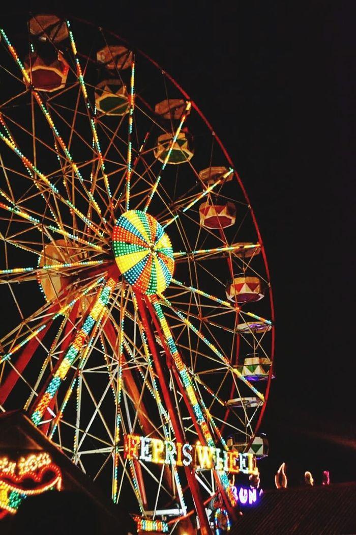 Ferris Wheel Garden Of Lights First Eyeem Photo Lights And Shadows Lights Wheel Vivid Colours  South Africa