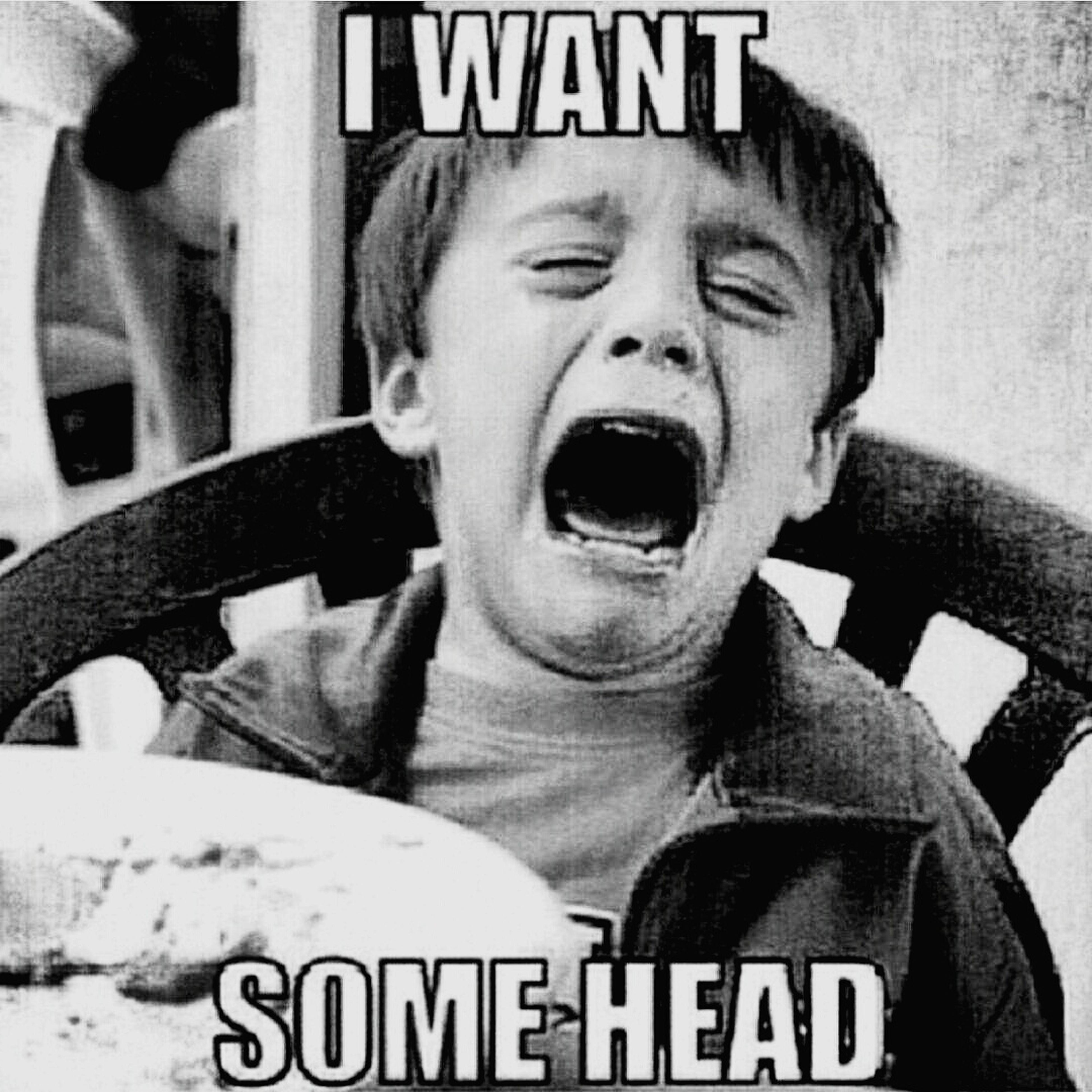 I Want Head Need Some Ladies Help
