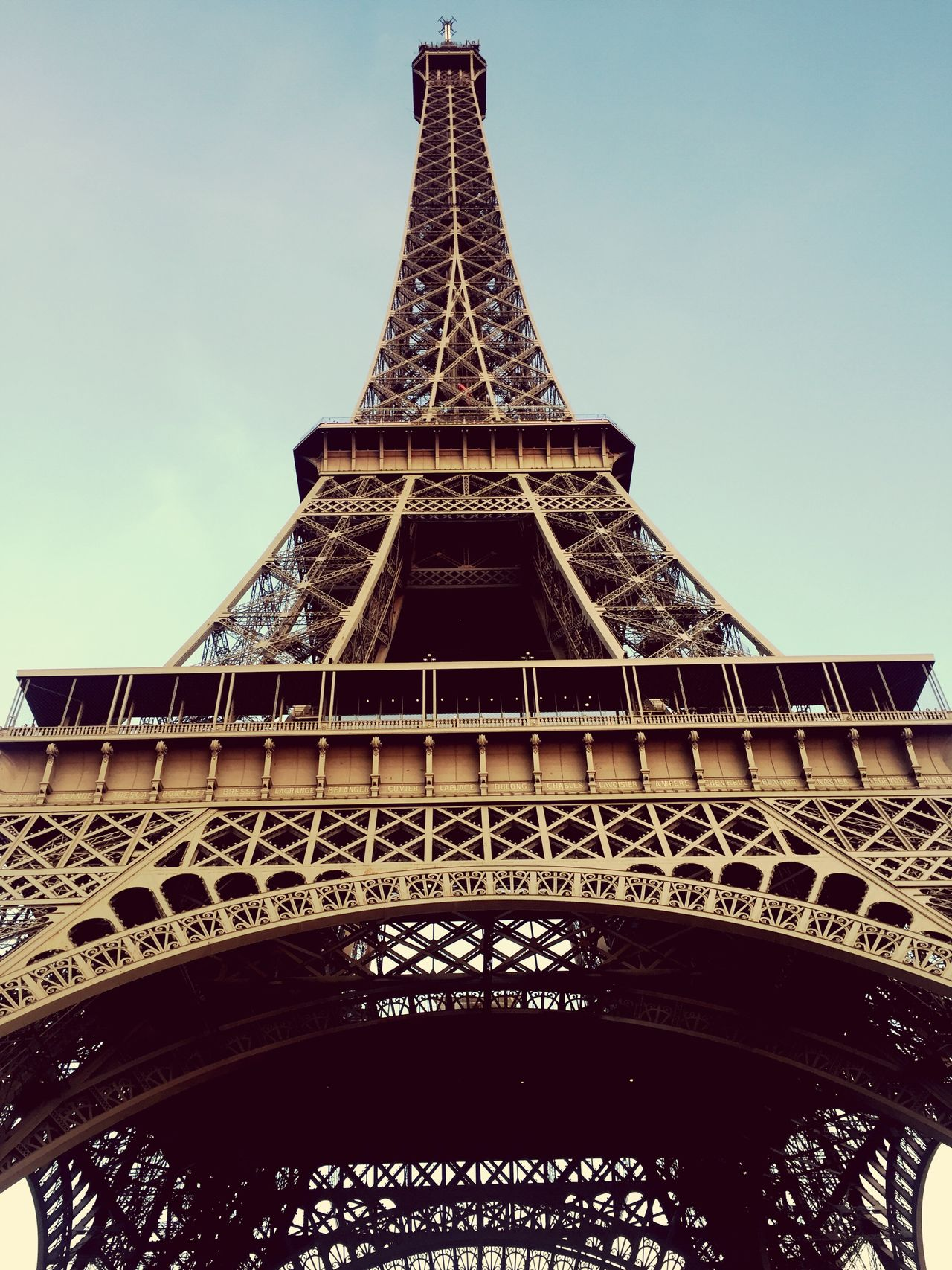 Beautiful stock photos of eiffel tower, Architectural Feature, Architecture, Built Structure, Capital Cities