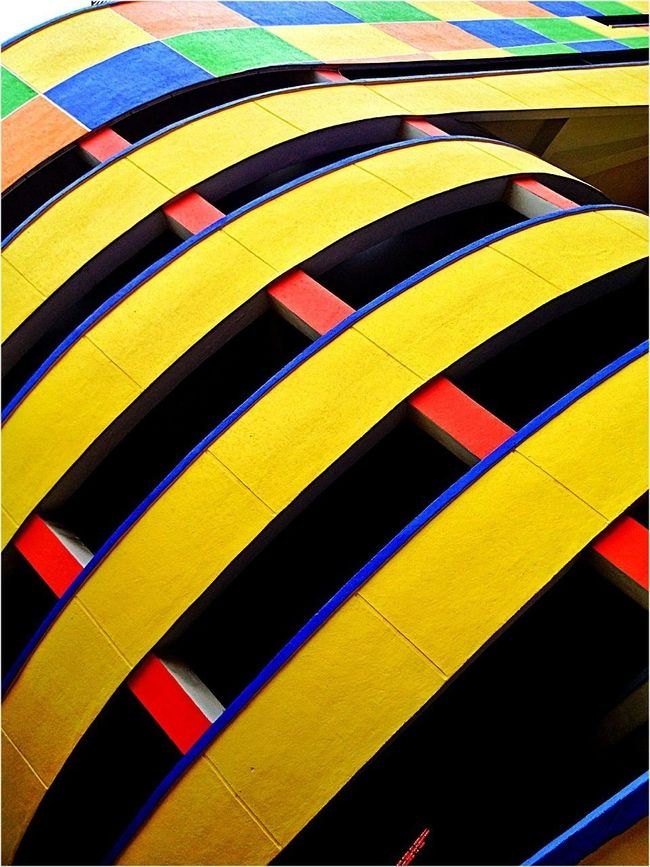 Architecture Colours Minimalobsession Abstractarchitecture