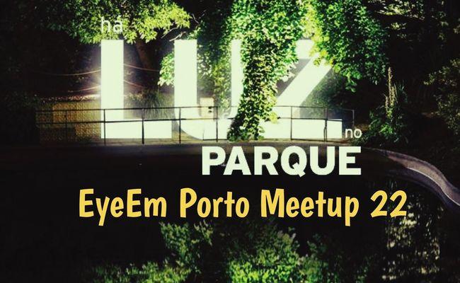 Dia 15, 21:15 na entrada de Serralves começa o meetup noturno. Entrada livre! Todos são bem vindos! Eyeem Porto Meetup 22 EyeEm Porto EyeEm Ambassador Serralves Porto