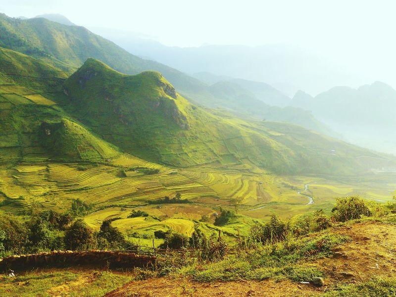 Mucangchai Vietnam Vietnam Trip