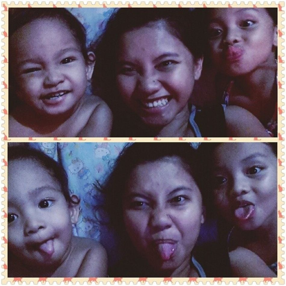 But whatever happens, this is the best part of my restday! ♥♥♥ Kiddos Mothermode Motherduties