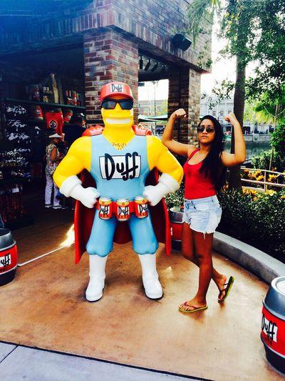 Universal Studios  Stronger Simpsons Vacation