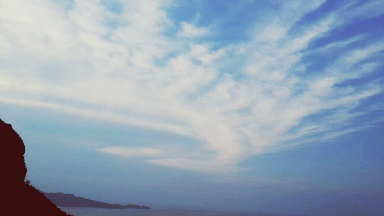 自然風景 鳳凰雲