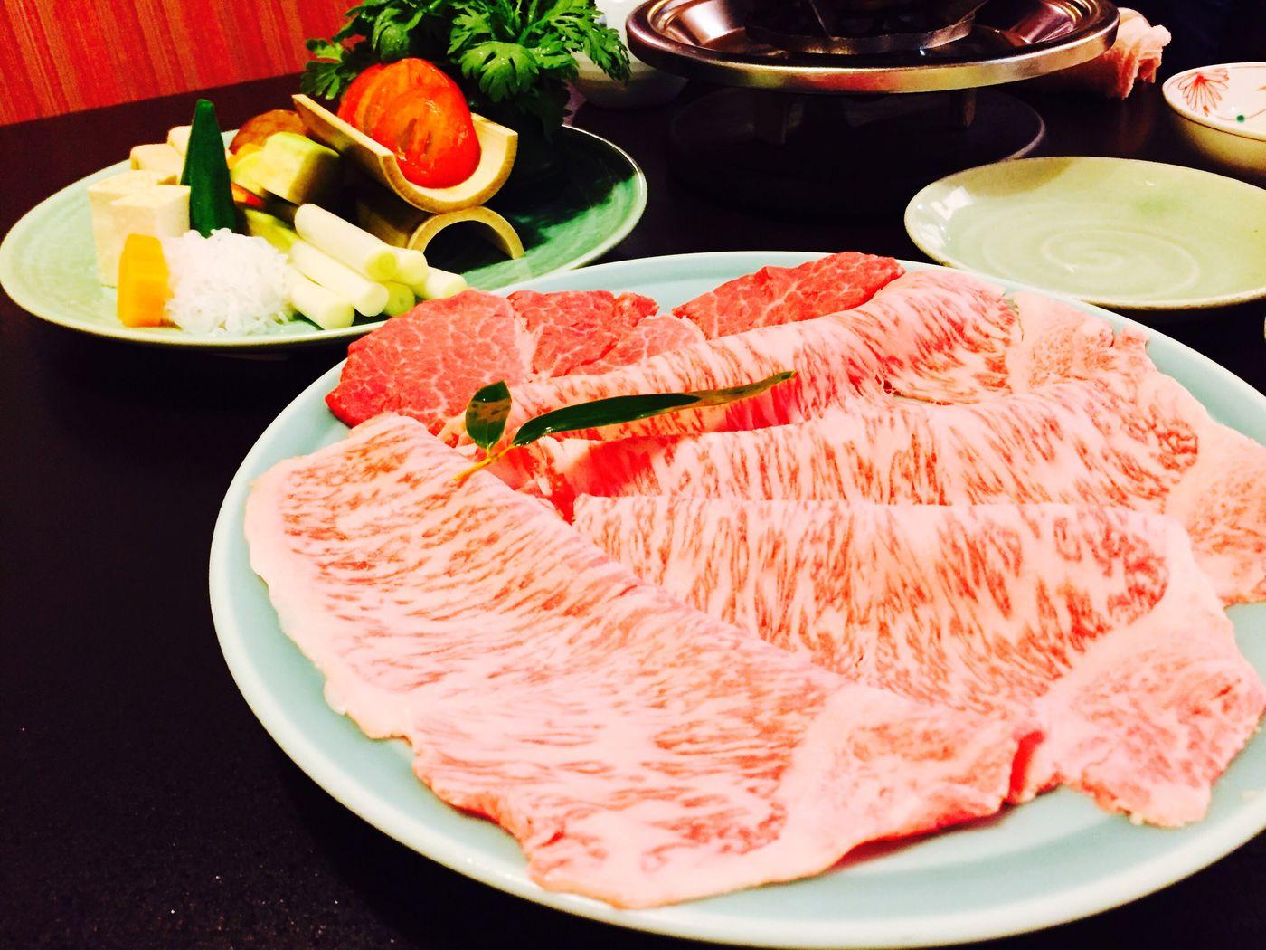 Meat! Meat! Meat! Meat Dinner Ueno Yummy! KurogeWagyu