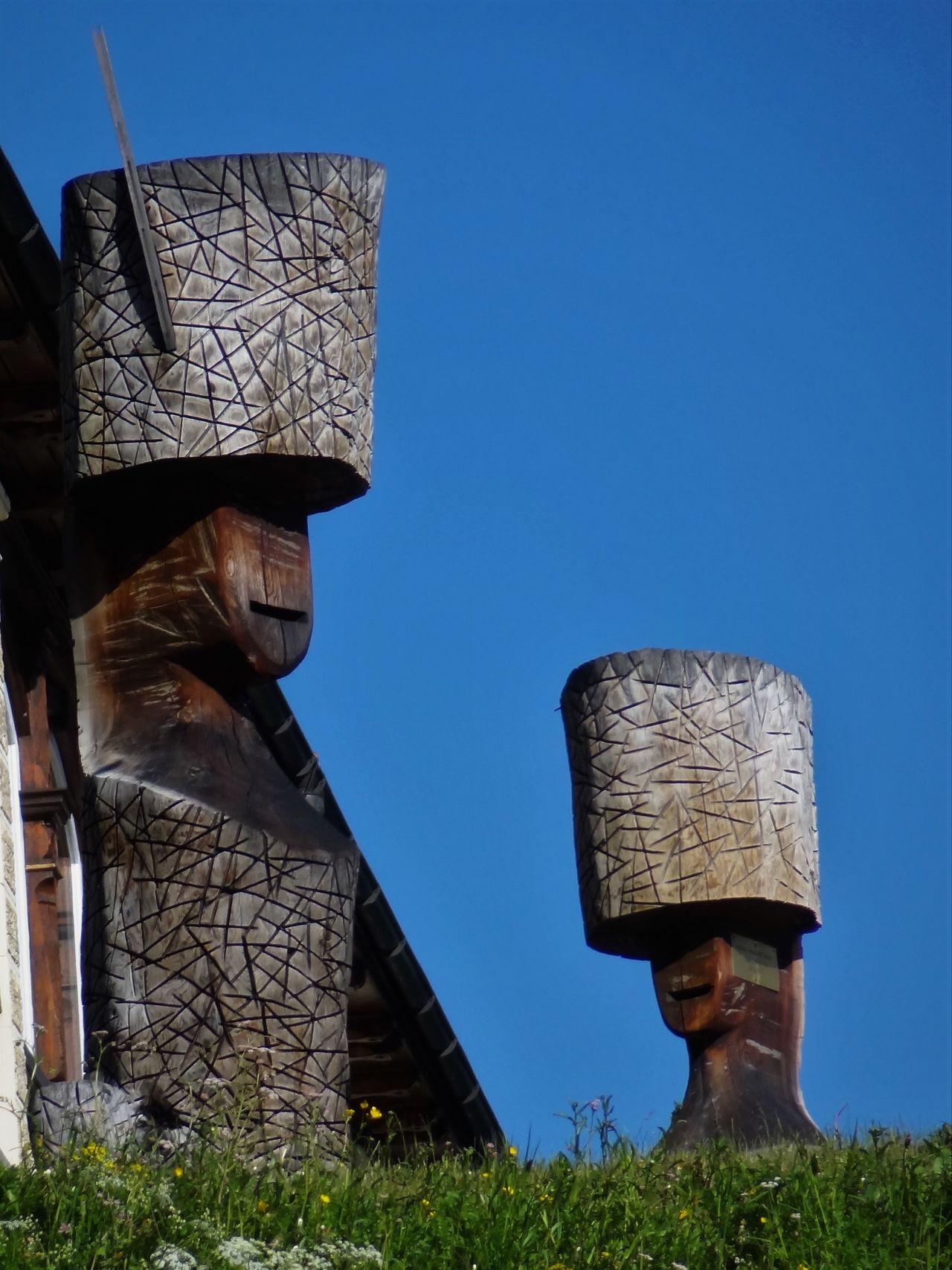 Native Woodwork Architecture Built Structure Day Grass Graubünden Native Inhabitan Nature No People Outdoors Rural Scene Schweiz Schweizer Alpen Sky