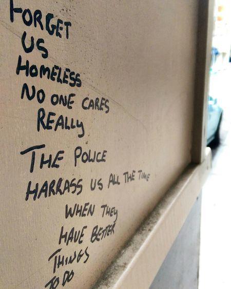 Sound Of Life Hope Humaninterest Society Homeless Eye4photography  London City Life Outcry