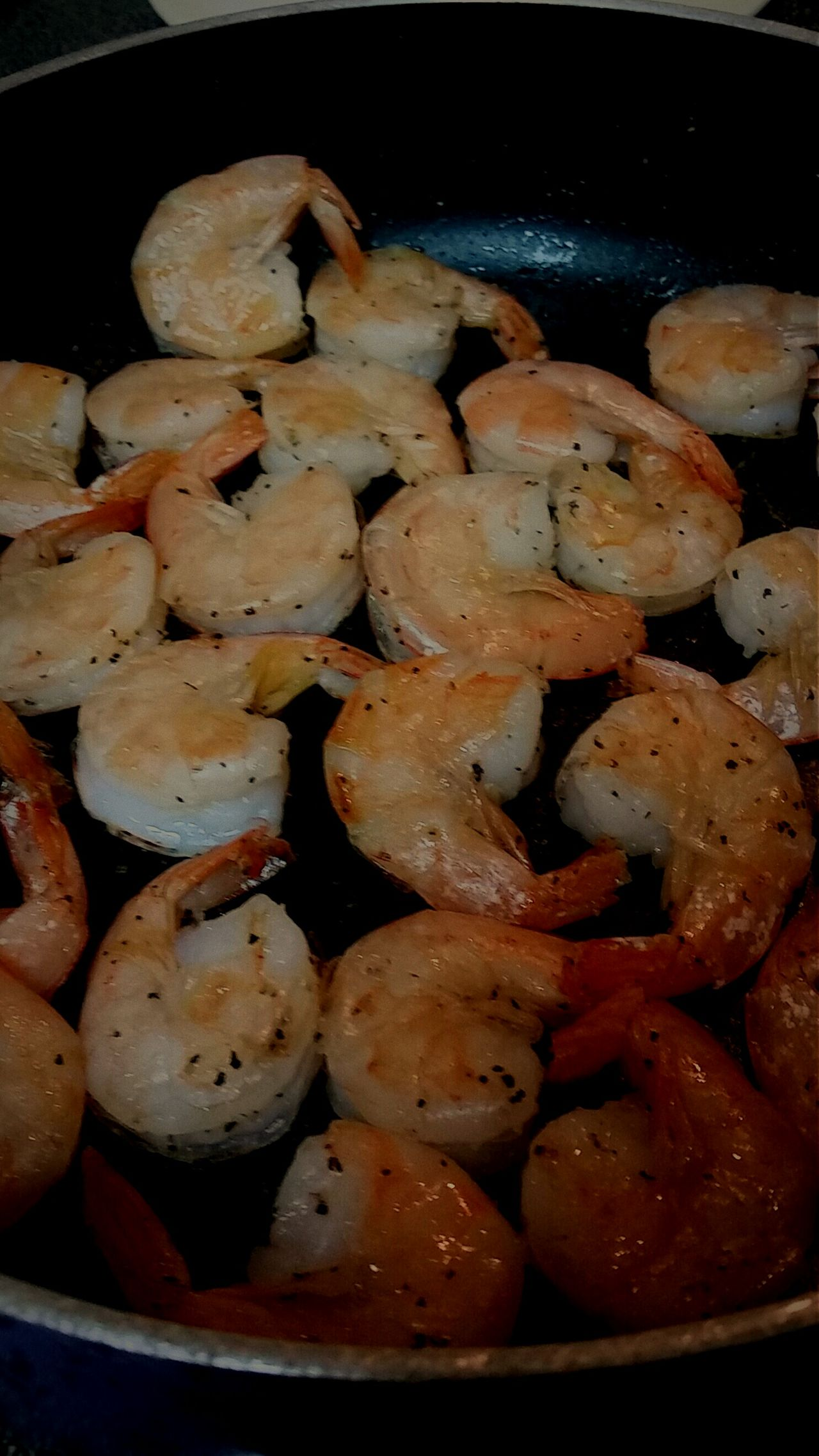 Craving for sauteed shrimp. Food Porn