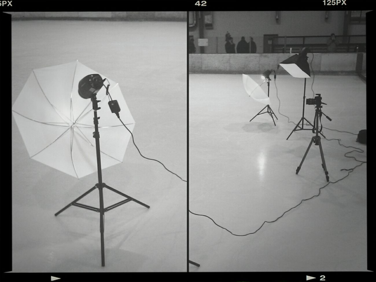 Ice Hockey Photographic Day