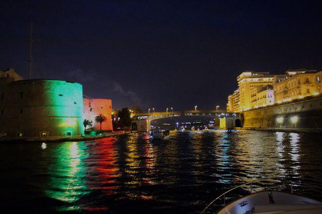 ItalianFlag Castelloaragonese Pontegirevole Turnerbridge Taranto Apúlia Patronsaint That's Me Tradition Culture Seaside