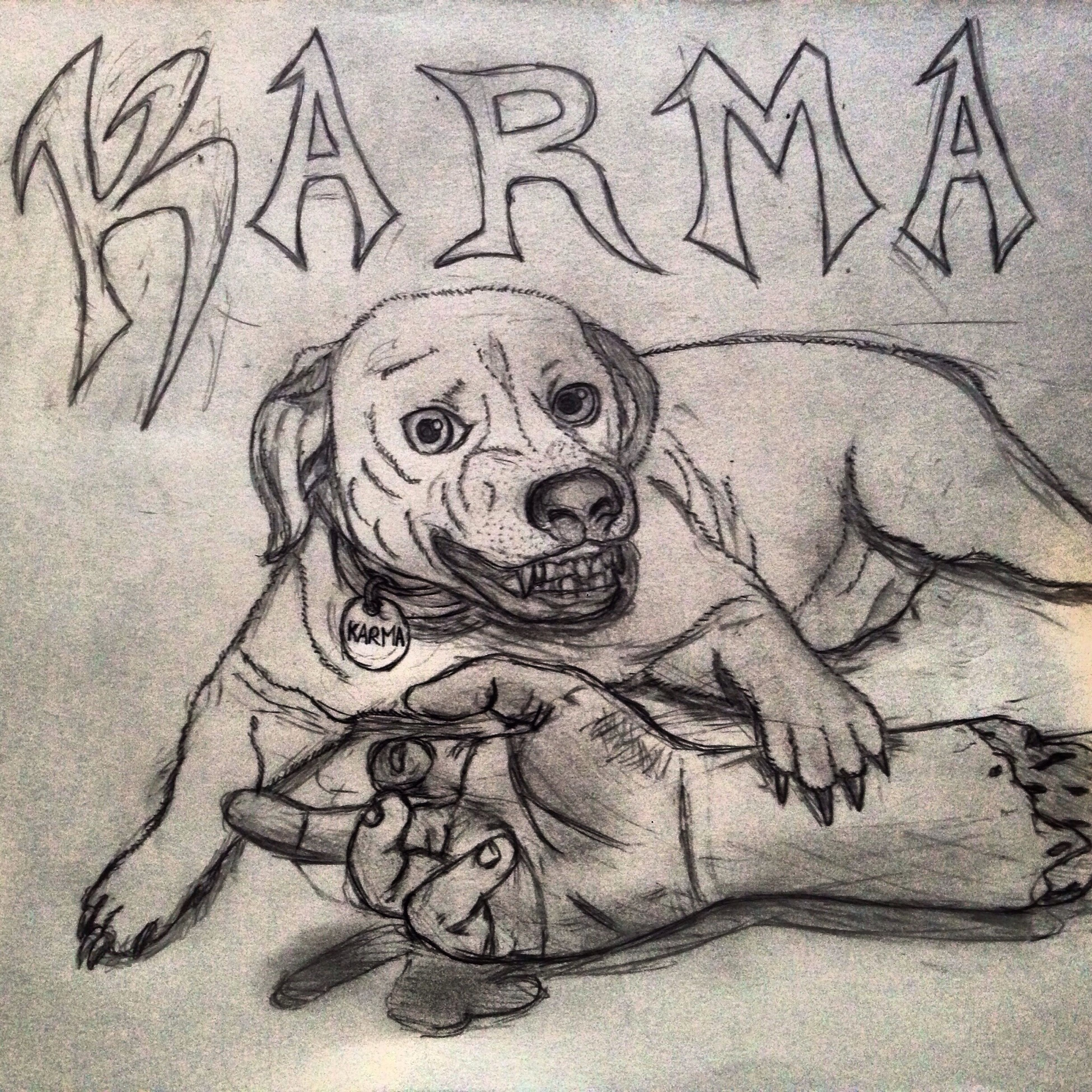 Karma Is A Bitch... Sketches C.c Drawing Sketch Art