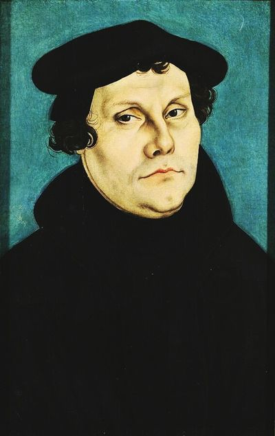 Funny Faces Art Artist Painting Museum Portrait Martin Luther Religion