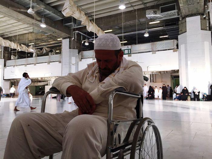 Babam Can My Father ❤️ First Eyeem Photo Love Allah gölgeni eksik etmesin ... Kabe