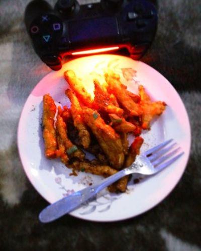 Holidays ❤ PS4 Food AishOAraam