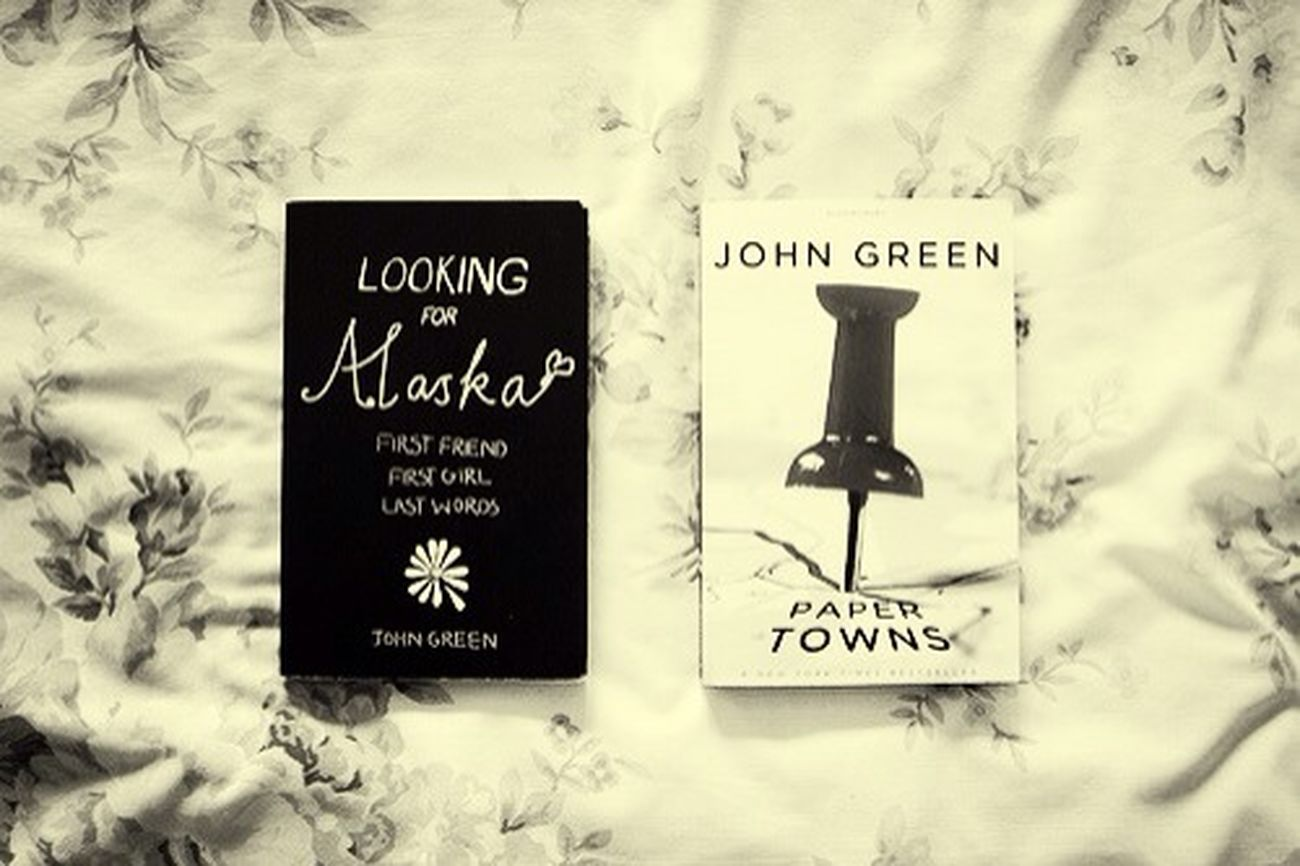 John Green Books Read A Book Cant Stop Wont Stop