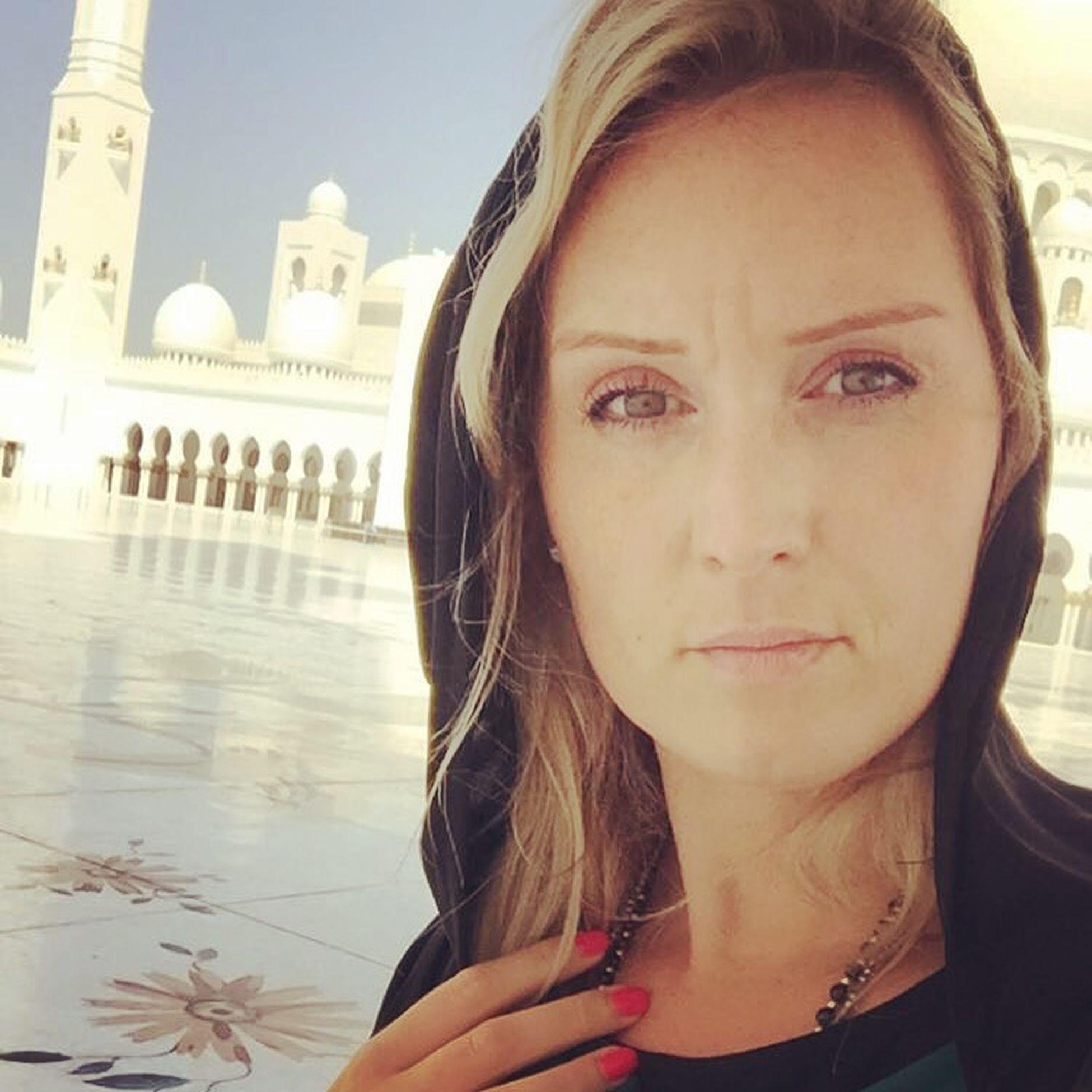 Islam Mosquee Abu Dhabi Love Dubai