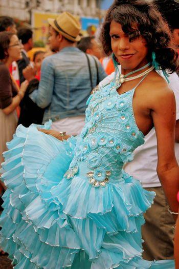 Dancing Funtimes Gender Equality Person Pride Selective Focus Trans Transgender