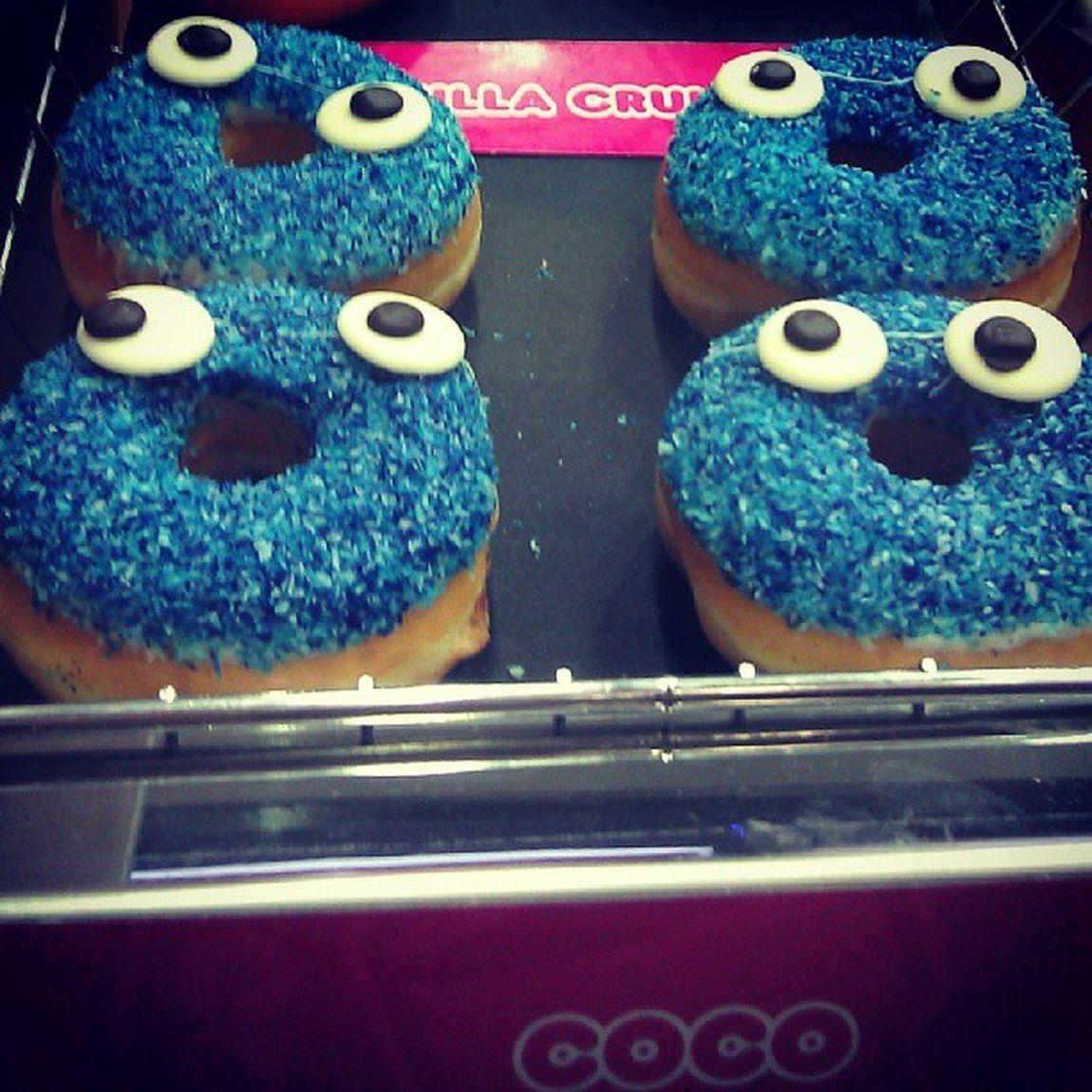 HOLA HOLA :) __Coco Azul Monstruo Monstruodelasgalletas