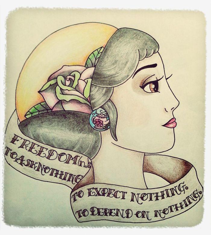 Tattoodrawings Tattoo Art Feminism