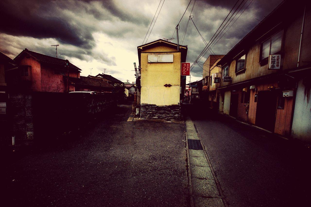 el norte Iwate Streetphotography Tohno(遠野) Street Photography