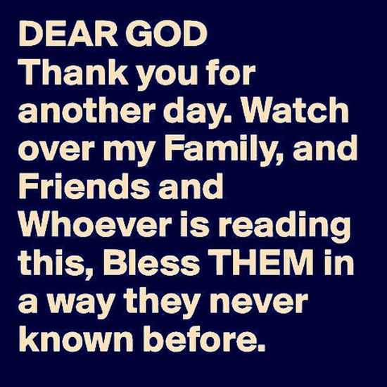 Quotes Thank You God For Another Day GOOD MORNING.. ^_^