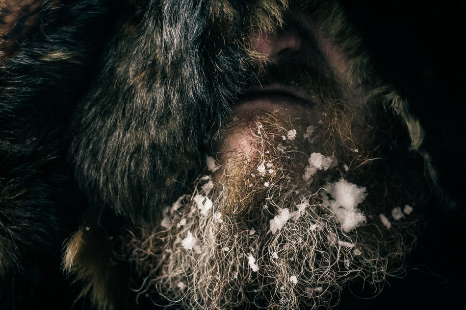 Wintertime People Photography EyeEm Best Edits Artist денсладков Lips Beard Snow Man Faces Of EyeEm Best Of EyeEm The Revenant Revenant EyeEm Best Shots Actor OpenEdit Drama