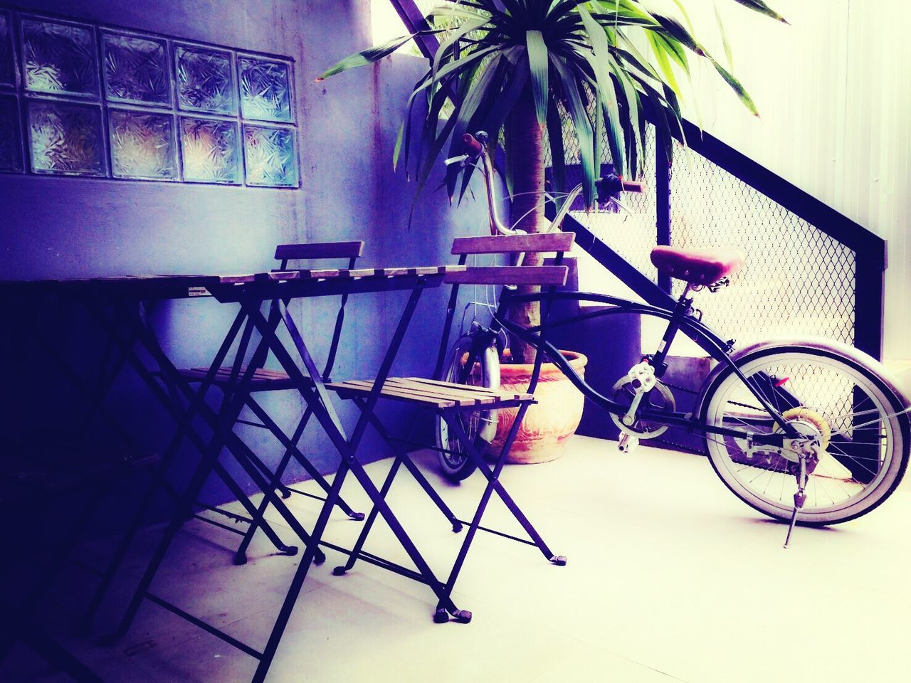 Bicycle Eye4photography  Coffeeshop Lieblingsteil