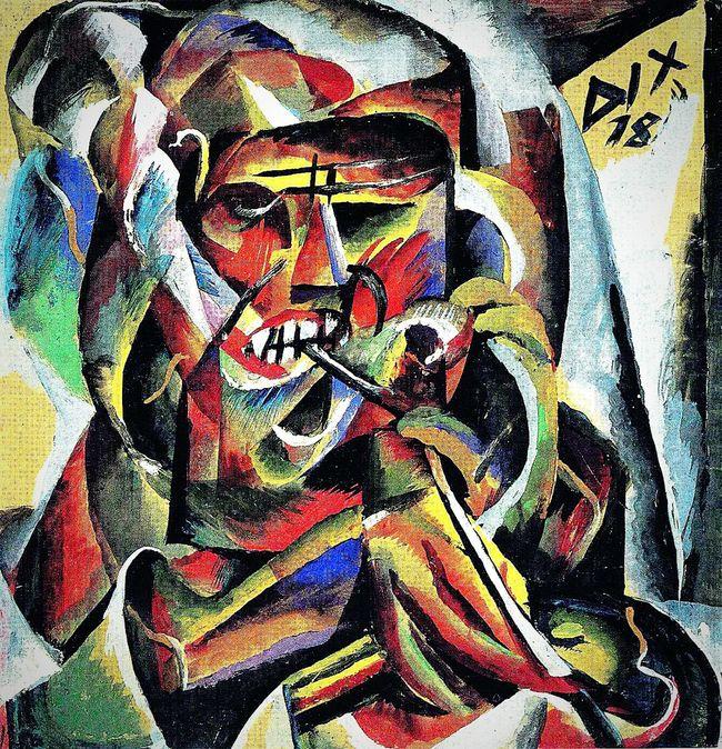 Otto Dix Historical Avantgarde Expressionism Art Gallery Art Museum Virtual Web Museum Of Contemporary Art Espressionism Espressionismo Tedesco Avanguardie Storiche ArtWork
