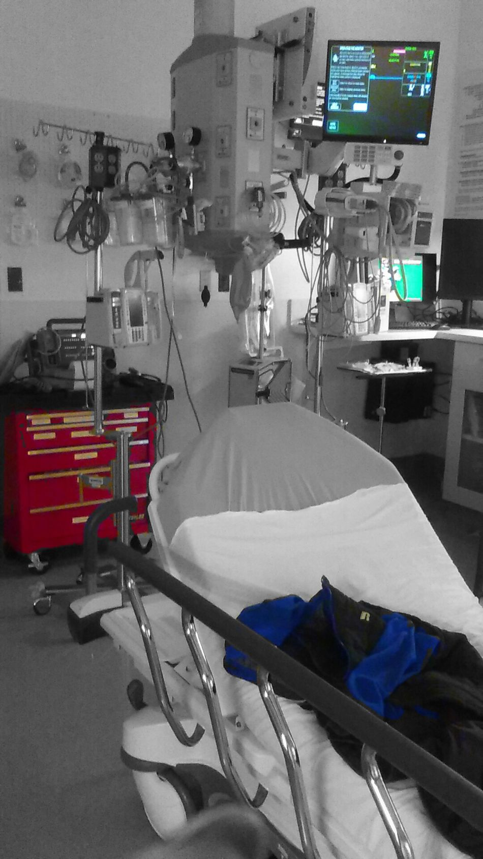 Hurt Young Cowboy Emergencyroom Technology Wonders Of Medicine Life And Death Live Life To The Fullest Telling Stories Differently