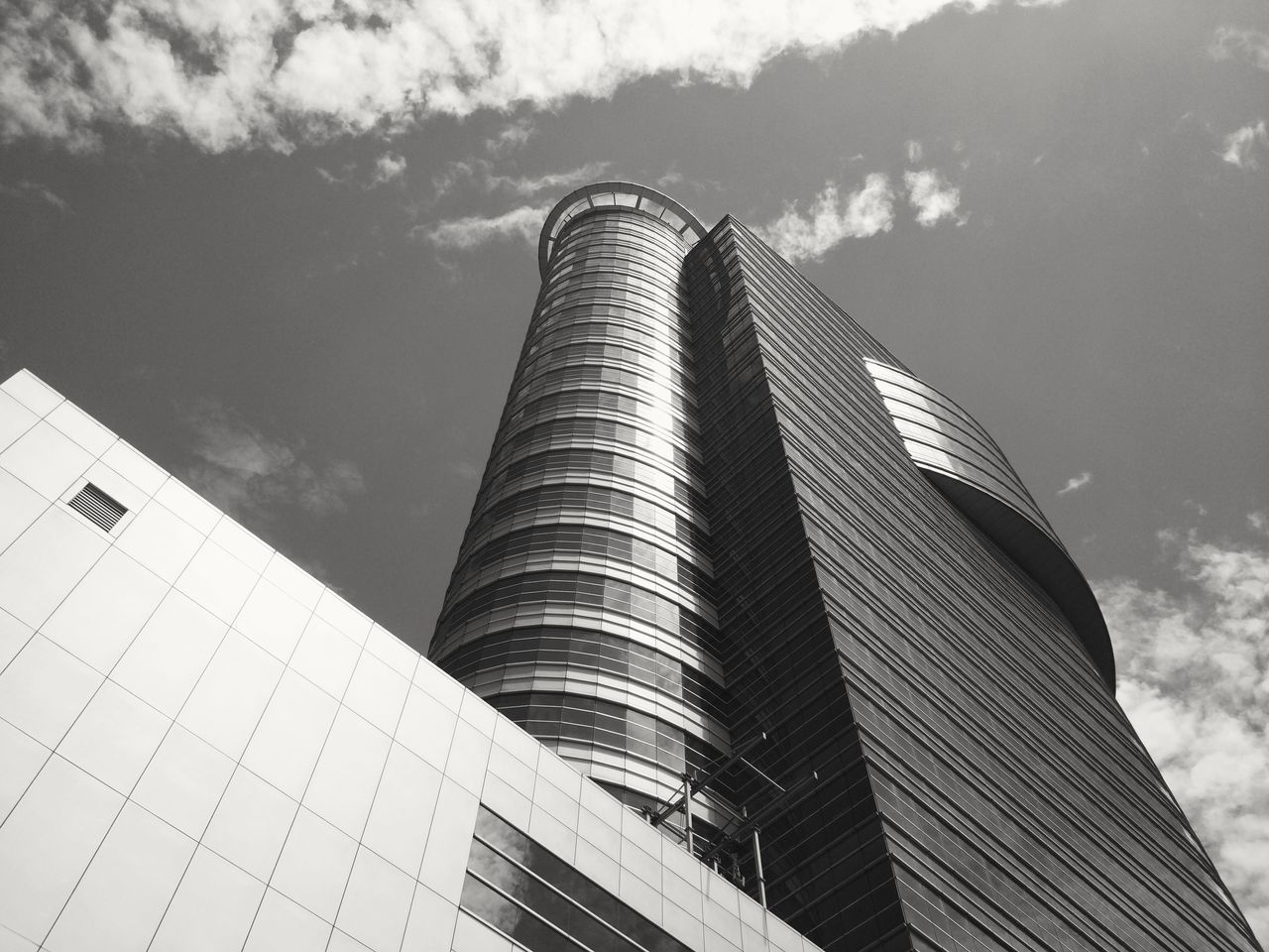 Building. Skyscraper Architecture Low Angle View Tower Office Building Exterior Business Finance And Industry Day Sky Building Exterior City The Architect - 2017 EyeEm Awards EyeEmNewHere