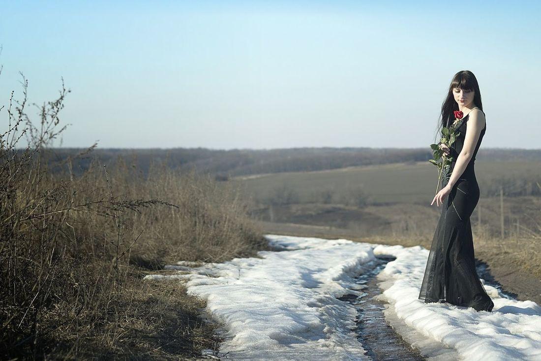 Russia девушка Portret Girl