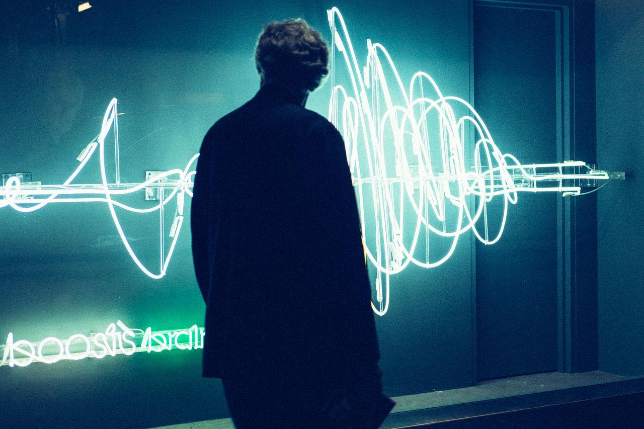 City City Life Dark Future Illuminated London Neon Night Science Sign Soho