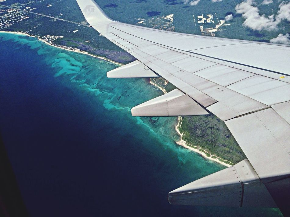 From An Airplane Window What Does Peace Look Like To You? Nature Travelling