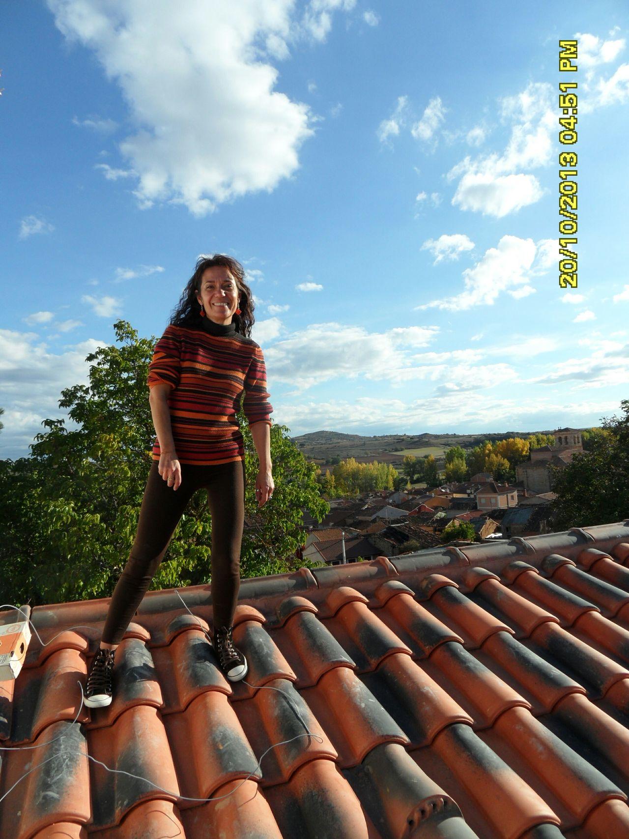 TwentySomething en Coruña del Conde Tejado Altura Riesgo Diversion