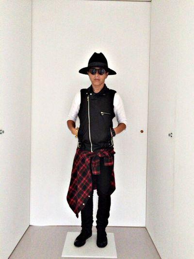 Fashion street fashion Cheese! That's Me