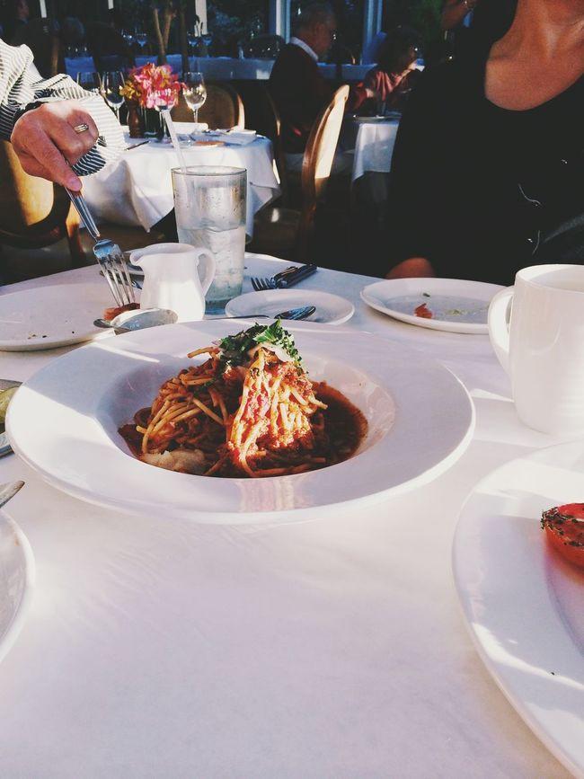 Dinner Foodiegram Pasta Foodie