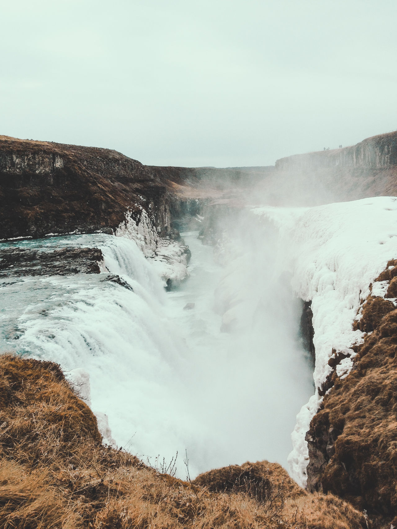 Beautiful stock photos of iceland, Beautiful, Beauty In Nature, Blurred Motion, Cliff