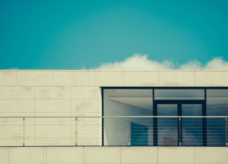Beautiful stock photos of house, Architecture, Balcony, Blue, Building Exterior