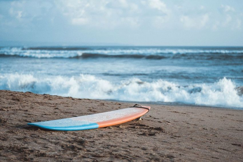 Surf Surf Sea Wave Waves, Ocean, Nature Simple Beach Sand Tranquility Sunset