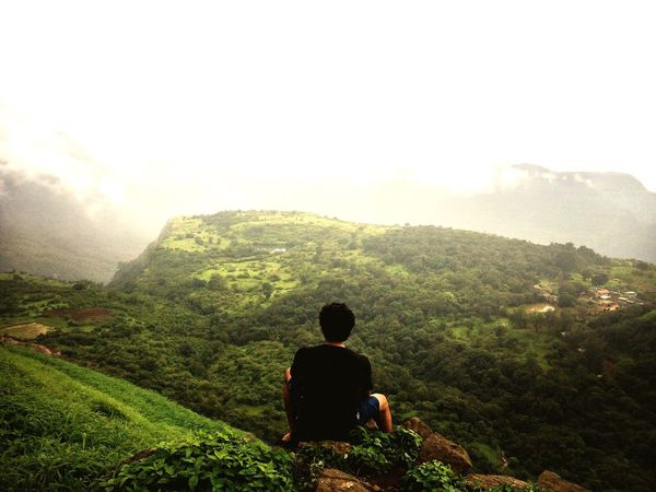 Beauty In Nature Mountain Outdoors Tranquil Scene Nature Landscape Leisure Activity Idyllic